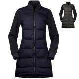 Bergans Oslo Down Hybrid Long Women Jacket Winterjacke Frauen