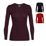 Icebreaker 175 Everyday L/S Crewe Women Longsleeve Frauen
