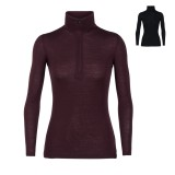 Icebreaker 175 Everyday L/S Half Zip Women Longsleeve Frauen