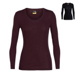 Icebreaker 175 Everyday L/S Scoop Women Longsleeve Frauen