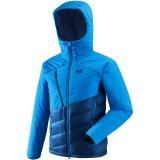 Millet Elevation Dual Down Jacket poseidon/electric blue Größe M