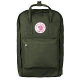 Fjällräven Kanken Laptop 17  Deep Forest 662