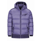 Marmot Girl's Sling Shot Jacket lilac/arctic navy S 128 (6-7 Jahre)