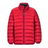 Marmot Boy's Tullus Jacket team red Größe M 140 (8-9 Jahre)