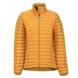 Marmot Solus Featherless Women Jacket golden eye Größe M