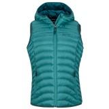Marmot Bronco Hooded Women Vest patina green Größe M