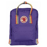 Fjällräven Kanken Rainbow Purple-Rainbow Pattern 580-907