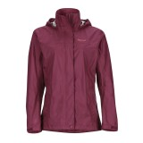 Marmot PreCip Jacket Nano Pro Women burgundy Größe L