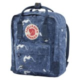 Fjällräven Kanken Art Mini blue fable