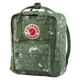 Fjällräven Kanken Art Mini green fable
