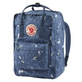 Fjällräven Kanken Art Laptop 15 blue fable