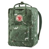 Fjällräven Kanken Art Laptop 15 green fable