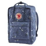 Fjällräven Kanken Art Laptop 17 blue fable