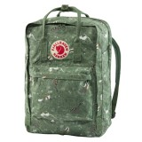 Fjällräven Kanken Art Laptop 17 green fable