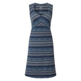 Sherpa Preeti Dress neelo blue Größe L