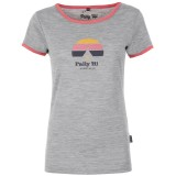 Pally'Hi T Shirt Tentative T-Shirt Frauen
