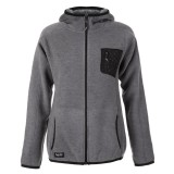 Pally'Hi Hoodie Women Jacket sherpina Wolljacke Frauen
