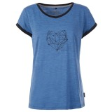 Pally'Hi T Shirt Women Astrological blue heaven/blue Größe L