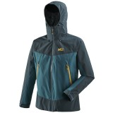 Millet Iro Jacket orion blue/emerald M