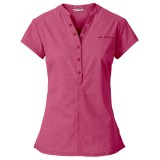 Vaude Turifo Women Shirt passion fruit Größe 36