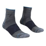 Ortovox Alpinist Quarter Socks dark grey 42-44