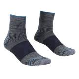 Ortovox Alpinist Quarter Socks dark grey 45-47