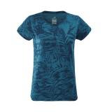 Eider Odaiba Print Tee 2.0 Women storm blue print Größe L