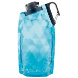 Platypus DuoLock Bottle 0,75 Liter blue prisms