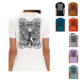 Tinta Alpina T-Shirt Sta. Maria Print Unisex