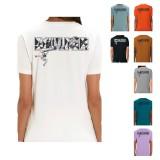 Tinta Alpina T-Shirt Boulder Print T-Shirt Unisex