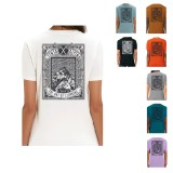 Tinta Alpina T-Shirt Logo Print Unisex