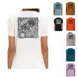 Tinta Alpina T-Shirt Kurt Albert Print Unisex