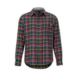 Marmot Fairfax Midweight Flannel L/S team red S