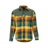 Marmot Needle Peak Midweight Flannel L/S Hemd Männer