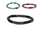 Sherpa Mayalu Ikat Roll On Bracelet Armband