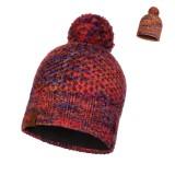 Buff Knitted & Polar Hat Margo Mütze