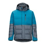 Marmot Shadow Jacket steel onyx / moroccan blue Größe M