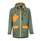 Marmot Ashbury PreCip Eco Jacket crocodile/aztec gold Größe S