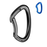 Mammut Crag Key Lock bent Gate Karabiner Schnapper