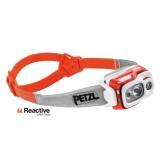 Petzl Swift RL orange Stirnlampe