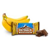 Oatsnack Energieriegel Banane Schoko