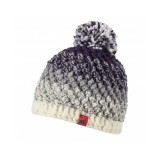 Millet Lady Sunny Beanie cloud dancer/black berry