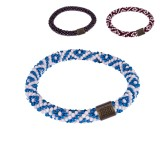Sherpa Mayalu Two Color Roll On Bracelet Armband