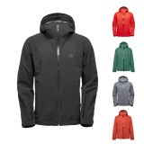 Black Diamond Stormline Stretch Rain Shell Regenjacke Männer