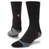 Stance Run Uncommon Solids Wool Crew Socken Männer