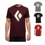 Black Diamond SS Chalked Up Tee T-Shirt Männer