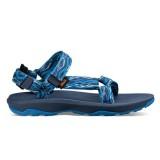 Teva Hurricane XLT 2 Sandale Kids delmar blue US 03 (35)