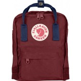 Fjällräven Kanken Mini Ox Red / Royal Blue 326-540