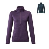 Millet Asama Women Fleece 1/2 Zip Fleecepullover Frauen