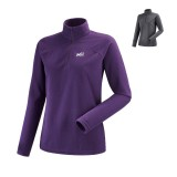 Millet K Light Grid 1/2 Zip Women Fleecepullover Frauen